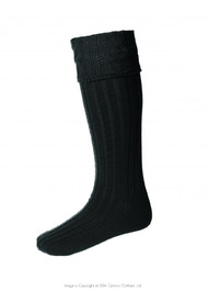 Long Socks - Charcoal